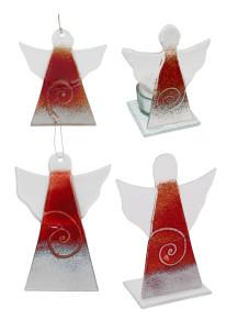20150223-17 Engel aus Glas in Farbgruppen_top_1 Ebene